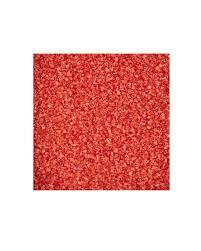 sand sugar red 70g for baking karneval universe