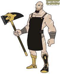 mythology clipart hephaestus pencil and in color mythology