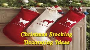 christmas stocking decorating ideas creative diy christmas