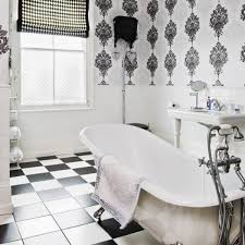 white and black bathroom ideas black and white bathrooms black and white bathrooms homes gallery