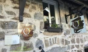 cuisine en annonay outre terre restaurants in ardeche regional cuisine south