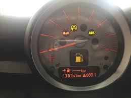 mini cooper warning lights meanings 2007 mcs no tach speedometer all warning lights on north