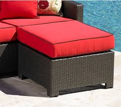 Outdoor Furniture Foam by Outdoor Ottoman Cushions Outdoor Cube Cushions 24 X 20