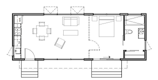 cabana plans cabana 534 square foot ranch floor plan