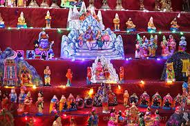 Navratri Decoration At Home Nithyananda Diary 26th September 2017 Nithyananda Peetham