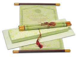 wedding scroll invitations unique wedding invitations wedding scroll invitations scroll