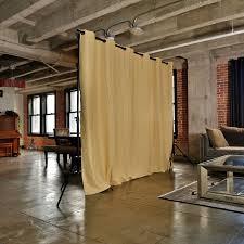 7ft Room Divider by Roomdividersnow Premium Heavyweight Freestanding Room Divider Kit