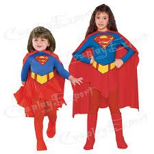 Superwoman Halloween Costumes Cheap Cheap Supergirl Costumes Aliexpress