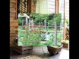 Rustic Garden Decor Ideas Diy Rustic Garden Decorating Ideas Youtube