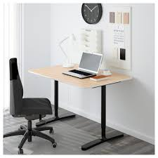 ikea si e bureau ikea tables office white ikea linnmon adils table setup for home