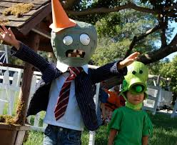 plants vs zombies plants vs zombies diy halloween and