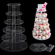 acrylic cupcake stand acrylic cupcake stand ebay