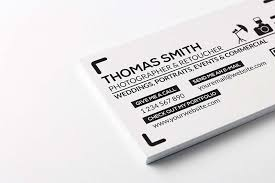 free business card templates for photographers 20 free printable templates for business cards