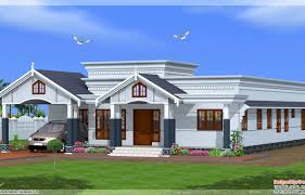 Home Design Plans Kerala Style by Howling Kerala One Story House Plans House Design Plans One Story