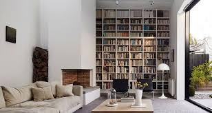 librerie muro libreria a parete sospesa le migliori idee di design per la casa