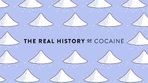 the real history of illegal drugs cocaine