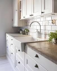 faience cuisine et blanc awesome faience cuisine brique blanche pictures design trends