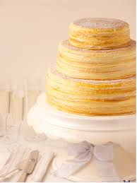 Wedding Cake No Icing 8 Simple Ways Of Having An Eco Friendly Wedding Celebration
