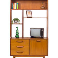 G Plan Room Divider Stonehill Teak Room Divider Book Shelf Media Unit 1960 G Plan