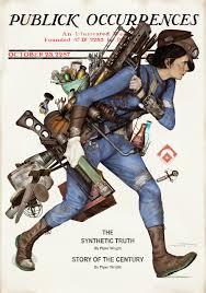 rhonda big clit norman rockwell fallout posters