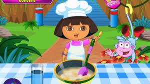 dora birthday cake cook dora explorer