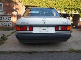 1991 mercedes benz 190e for sale 2025514 hemmings motor news