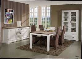 table cuisine blanche awesome table a manger blanche et bois pictures amazing house