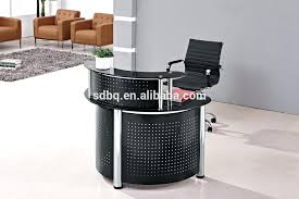 Used Salon Reception Desk Black Reception Desk Fabulous Black Salon Reception Desk Buy Black