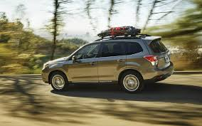 subaru suv forester 2017 subaru forester is this the best small suv for tampa drivers