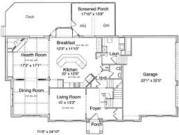 irregular lot house plans southern style house plan 4 beds 3 5 baths 3445 sq ft plan 46