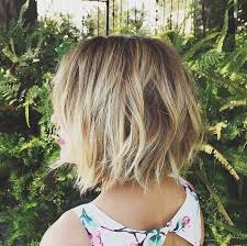 jagged layered bobs with curl 21 textured choppy bob hairstyles short shoulder length hair