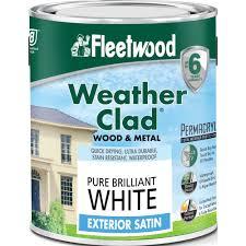 fleetwood exterior gloss colours paint 750ml metal paint
