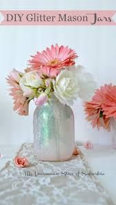 Mason Jar Floral Centerpieces 10 Mason Jar Floral Arrangement Ideas