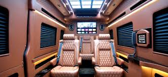mercedes showroom interior custom luxury conversion vans and suv for sale hq custom design