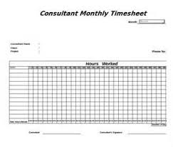 Construction Timesheet Template Excel Consultant Timesheet Template Excel Exle Resume Template