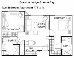 250 Square Foot Apartment Floor Plan by Floor Plans Senior Assisted Living In Granite Bay Eskaton