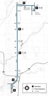 Valley Metro Map by Glendale Bus Schedule The Best Bus