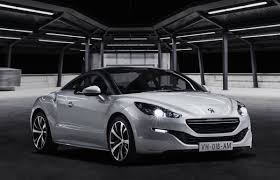 peugeot convertible rcz last 40 peugeot rcz models on sale 49 990 drive away