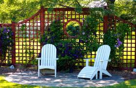 Backyard Fence Styles by Garden Design Garden Design With Backyard Fence Ideas Pictures