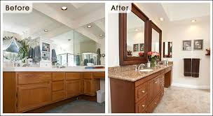 bathroom remodeling ideas before and after bathroom remodel spotlight the headland project one week bath