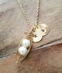2 peas in a pod jewelry 60 peapod necklace uk birthstone pea pod necklace pea pod necklace