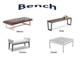 Modern Furniture Bench The Modern Furniture Stores Bijan Interiors