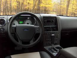 2007 Ford Explorer Interior Automotive Trends 2007 Ford Explorer Sport Trac
