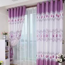 Curtains For Bedroom Curtains Unusual Purple And White Curtains For Bedroom Unusual