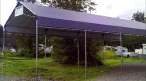 Costco Awning Garage Portable Garage Costco Costco 10x20 Canopy Steel