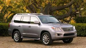 lexus truck 2009 2011 lexus lx 570 review notes big on luxury and size not so