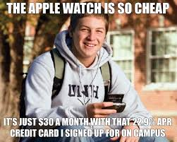 Cheap Meme - embrace the imockery 20 hilarious apple watch memes
