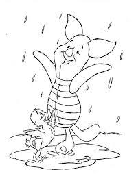 disney piglet disney piglet coloring pages tekenen