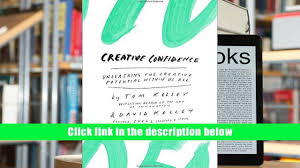 read online creative confidence unleashing the creative potential