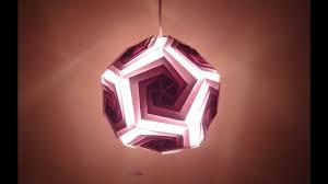 diwali decoration lights home paper craft diwali decoration ideas beautiful pentagonal